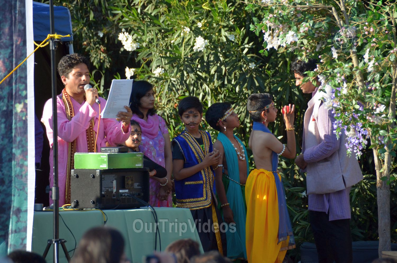 Ramleela and Ravan Dahan Celebrations by Braj Theatre, Milpitas, CA, USA - Picture 8 of 25