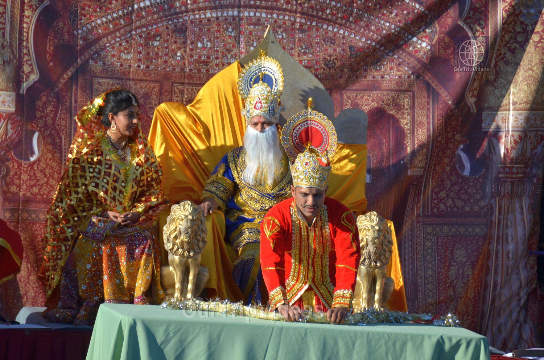 Ramleela and Ravan Dahan Celebrations by Braj Theatre, Milpitas, CA, USA - Picture 16 of 25