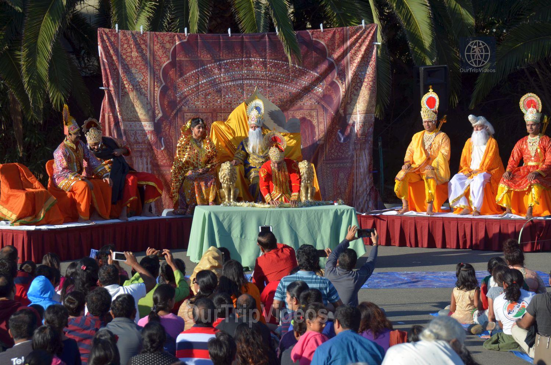 Ramleela and Ravan Dahan Celebrations by Braj Theatre, Milpitas, CA, USA - Picture 17 of 25