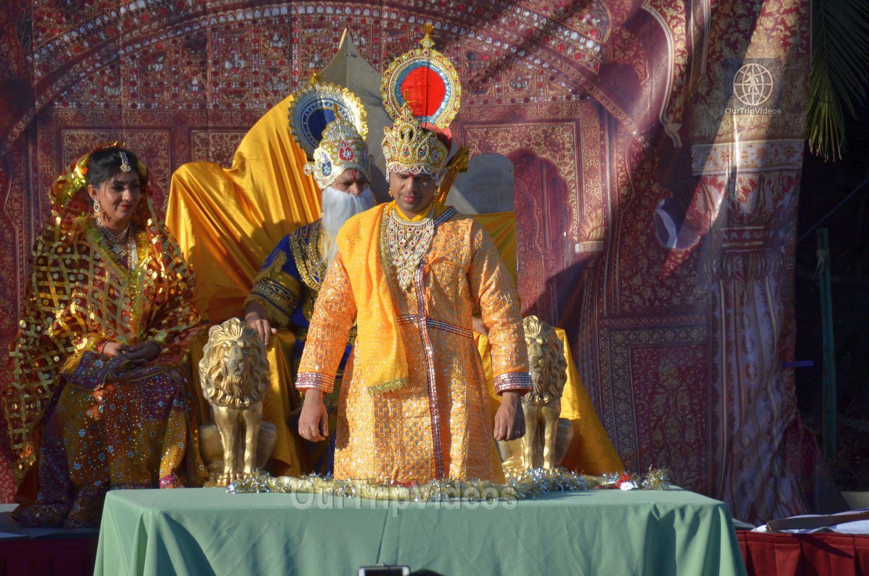 Ramleela and Ravan Dahan Celebrations by Braj Theatre, Milpitas, CA, USA - Picture 20 of 25