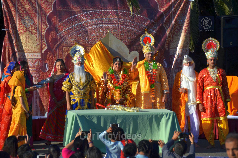 Ramleela and Ravan Dahan Celebrations by Braj Theatre, Milpitas, CA, USA - Picture 23 of 25