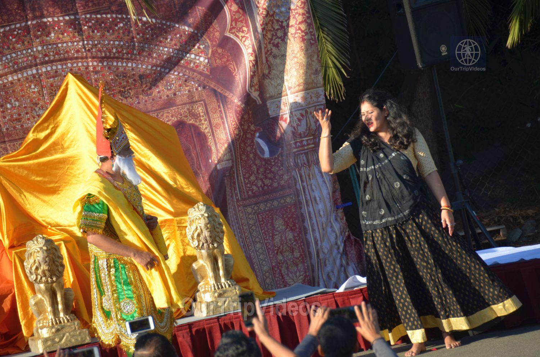 Ramleela and Ravan Dahan Celebrations by Braj Theatre, Milpitas, CA, USA - Picture 25 of 25