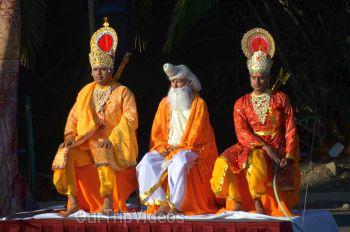Ramleela and Ravan Dahan Celebrations by Braj Theatre, Milpitas, CA, USA - Picture 14