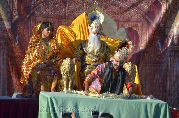 Ramleela and Ravan Dahan Celebrations by Braj Theatre, Milpitas, CA, USA - Picture 18