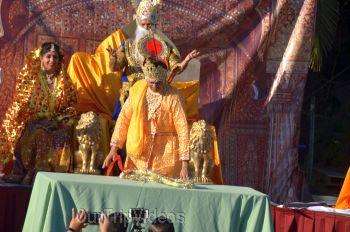 Ramleela and Ravan Dahan Celebrations by Braj Theatre, Milpitas, CA, USA - Picture 21