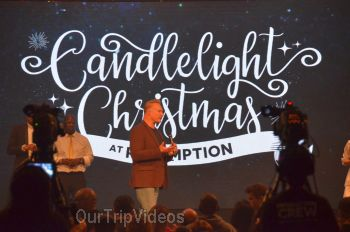 Pictures of Candlelight Christmas at the Redemption, San Jose, CA, USA
