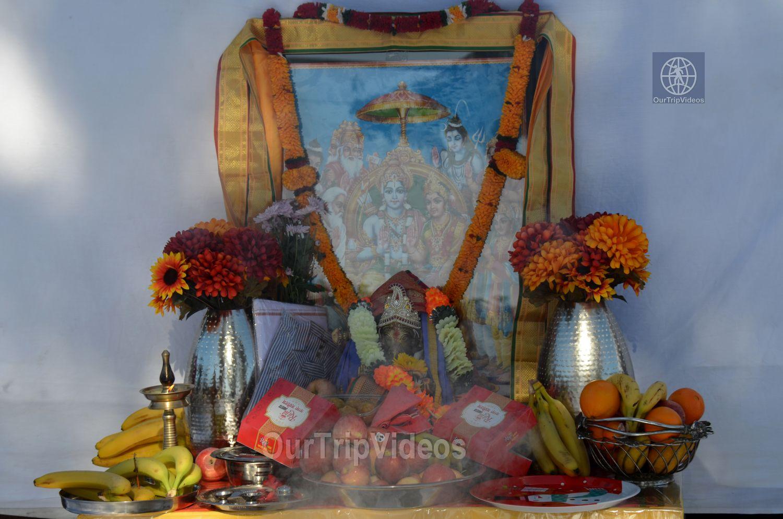 Anniversary of Shiv Durga Temple, Sunnyvale, CA, USA - Picture 1 of 25
