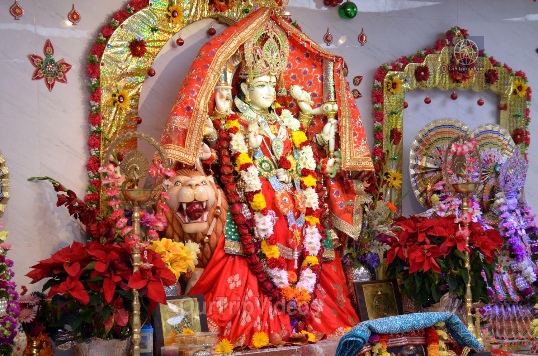 Anniversary of Shiv Durga Temple, Sunnyvale, CA, USA - Picture 3 of 25