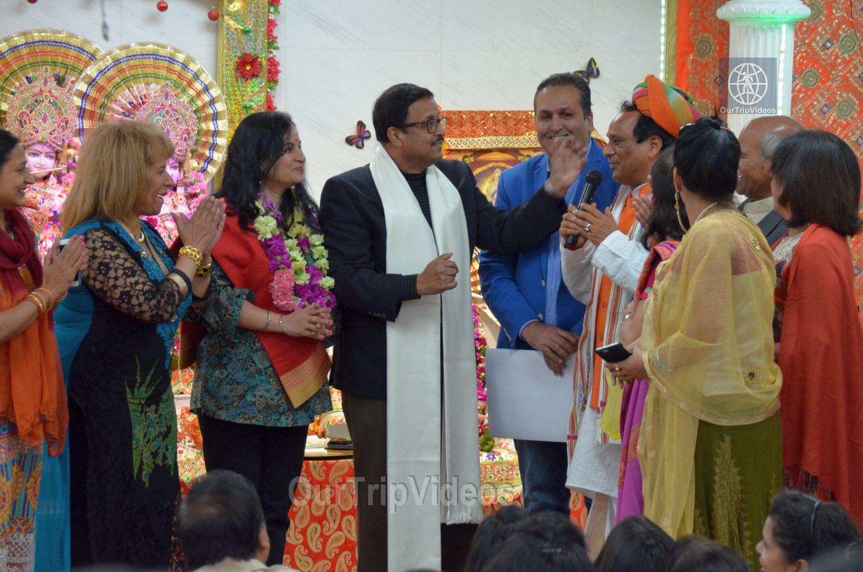 Anniversary of Shiv Durga Temple, Sunnyvale, CA, USA - Picture 18 of 25