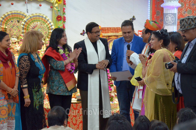 Anniversary of Shiv Durga Temple, Sunnyvale, CA, USA - Picture 19 of 25