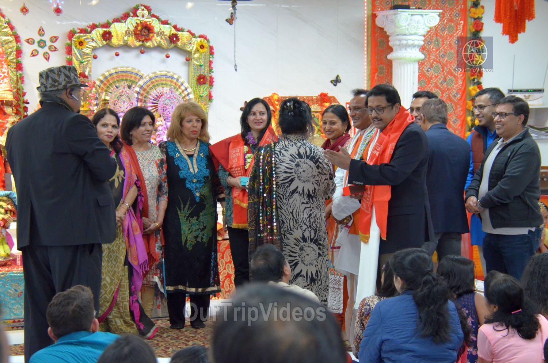 Anniversary of Shiv Durga Temple, Sunnyvale, CA, USA - Picture 23 of 25