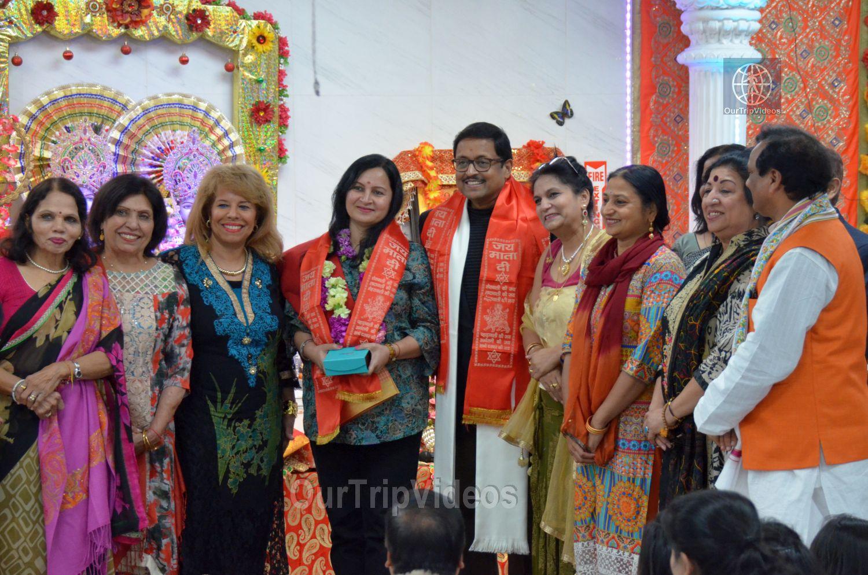 Anniversary of Shiv Durga Temple, Sunnyvale, CA, USA - Picture 24 of 25