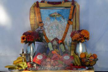 Anniversary of Shiv Durga Temple, Sunnyvale, CA, USA - Picture 1