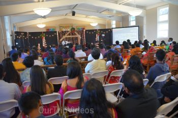 Pictures of Indian Community Christmas Celebrations (Telugu), Fremont, CA, USA