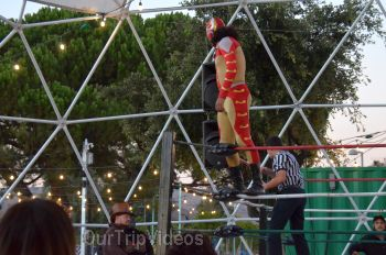 Throwdown at the Thunderdome (Luchador Wrestling), Fremont, CA, USA - Picture 4
