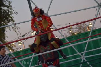 Throwdown at the Thunderdome (Luchador Wrestling), Fremont, CA, USA - Picture 7