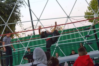 Throwdown at the Thunderdome (Luchador Wrestling), Fremont, CA, USA - Picture 8