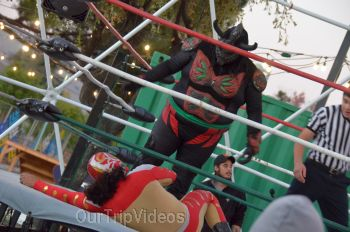 Throwdown at the Thunderdome (Luchador Wrestling), Fremont, CA, USA - Pictures