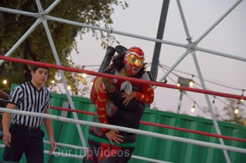 Throwdown at the Thunderdome (Luchador Wrestling), Fremont, CA, USA - Picture 10