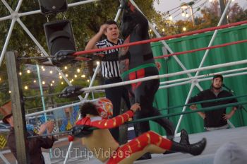 Throwdown at the Thunderdome (Luchador Wrestling), Fremont, CA, USA - Picture 14