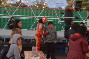 Throwdown at the Thunderdome (Luchador Wrestling), Fremont, CA, USA - Picture 18