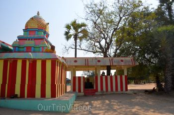 Pandillamma Temple (Pandillapalli), Vetapalem, AP, India - Picture 6