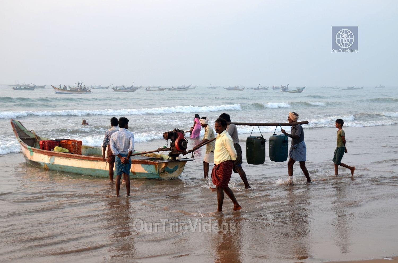 Vodarevu Beach, Chirala, AP, India - Picture 16 of 25