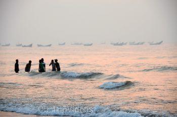 Vodarevu Beach, Chirala, AP, India - Picture 5