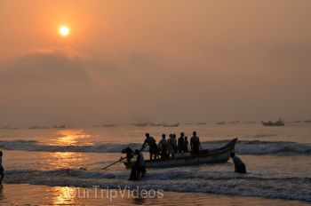 Pictures of Vodarevu Beach, Chirala, AP, India