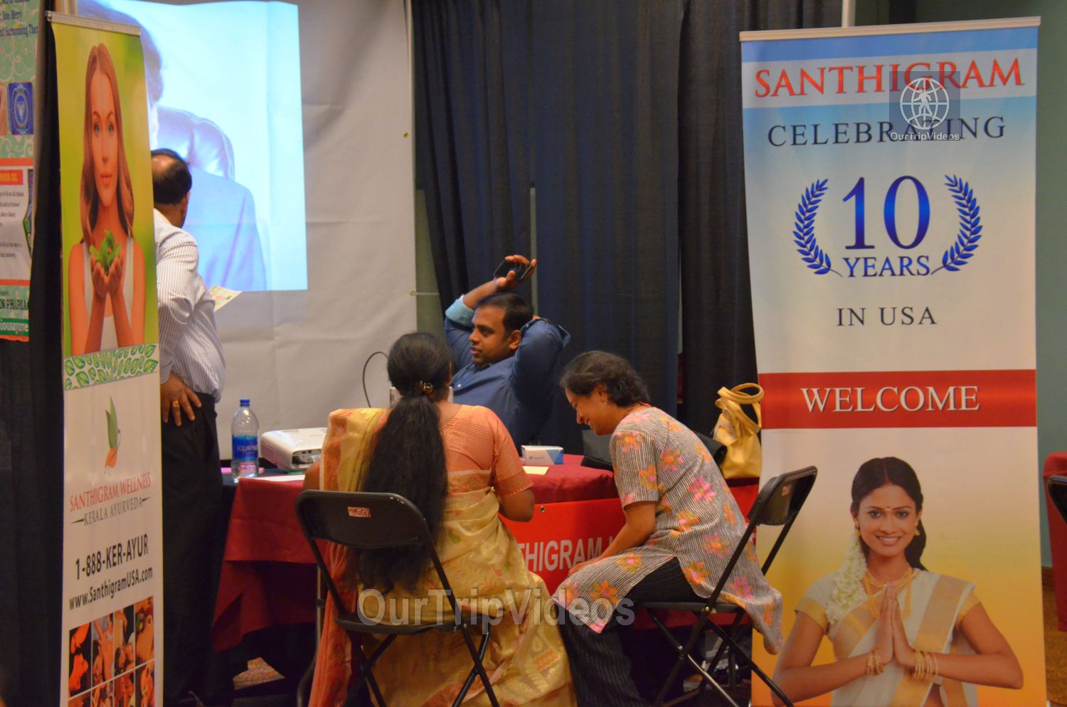 Indo-American Wellness Conclave and Exhibition, Santa Clara, CA, USA - Picture 2 of 25
