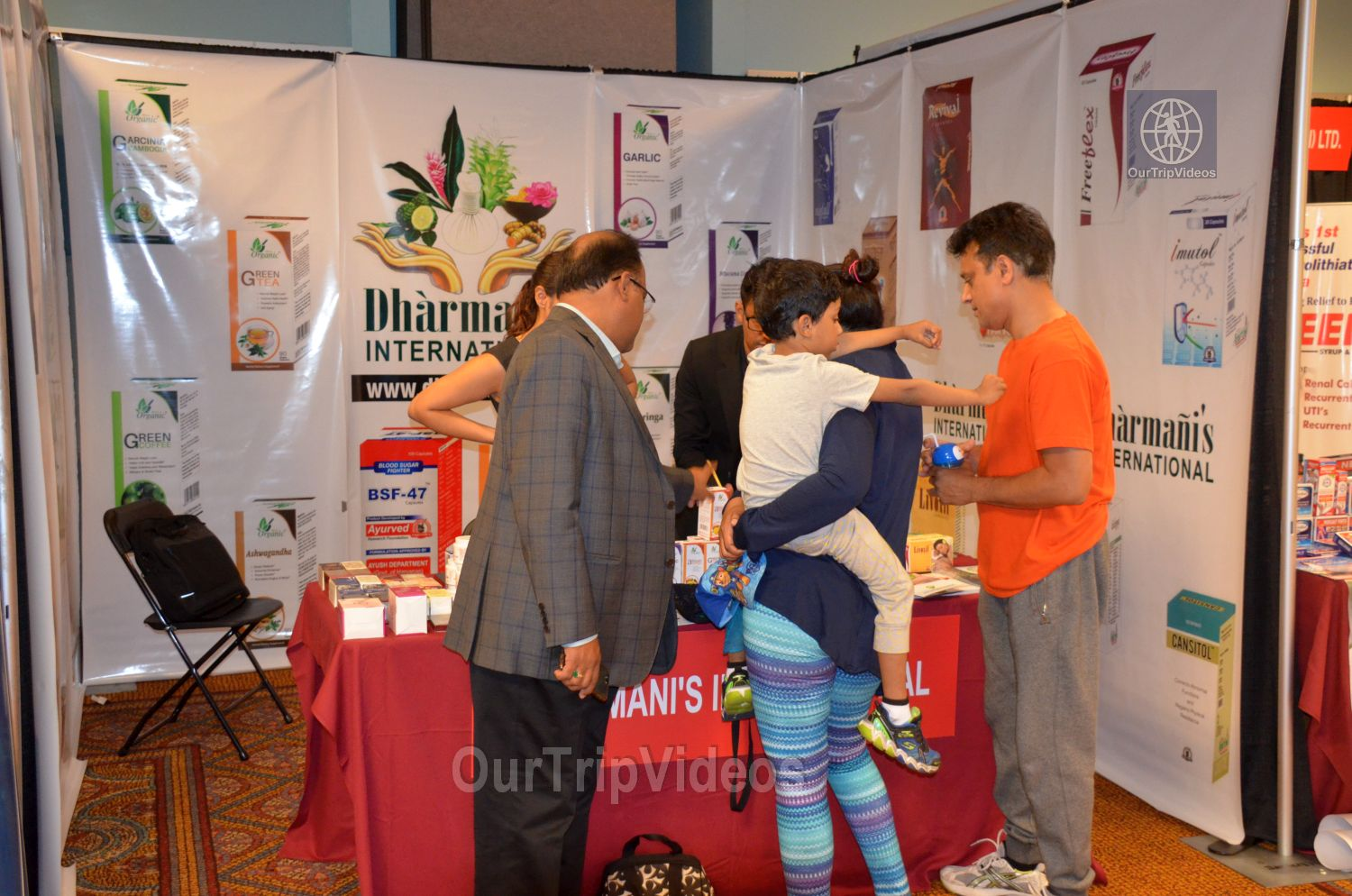 Indo-American Wellness Conclave and Exhibition, Santa Clara, CA, USA - Picture 3 of 25