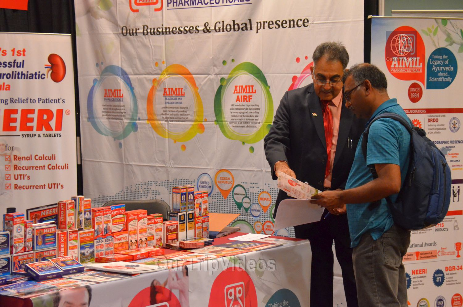 Indo-American Wellness Conclave and Exhibition, Santa Clara, CA, USA - Picture 4 of 25