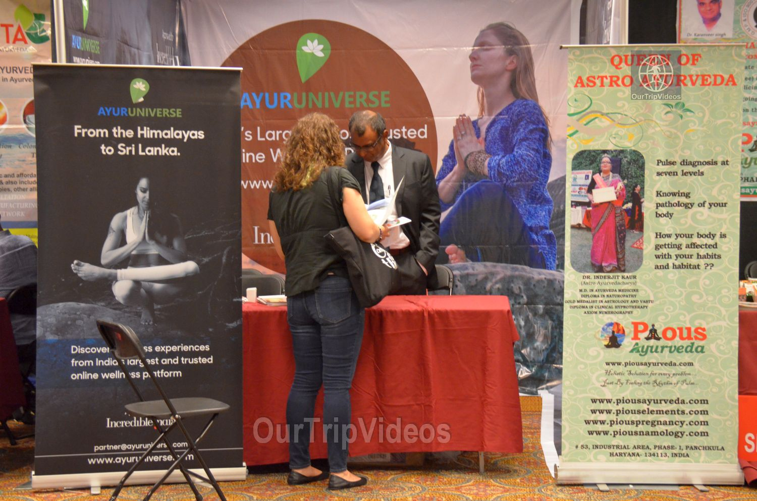 Indo-American Wellness Conclave and Exhibition, Santa Clara, CA, USA - Picture 5 of 25