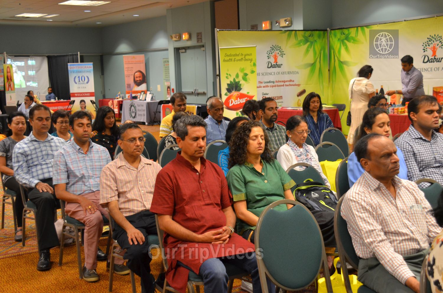 Indo-American Wellness Conclave and Exhibition, Santa Clara, CA, USA - Picture 8 of 25