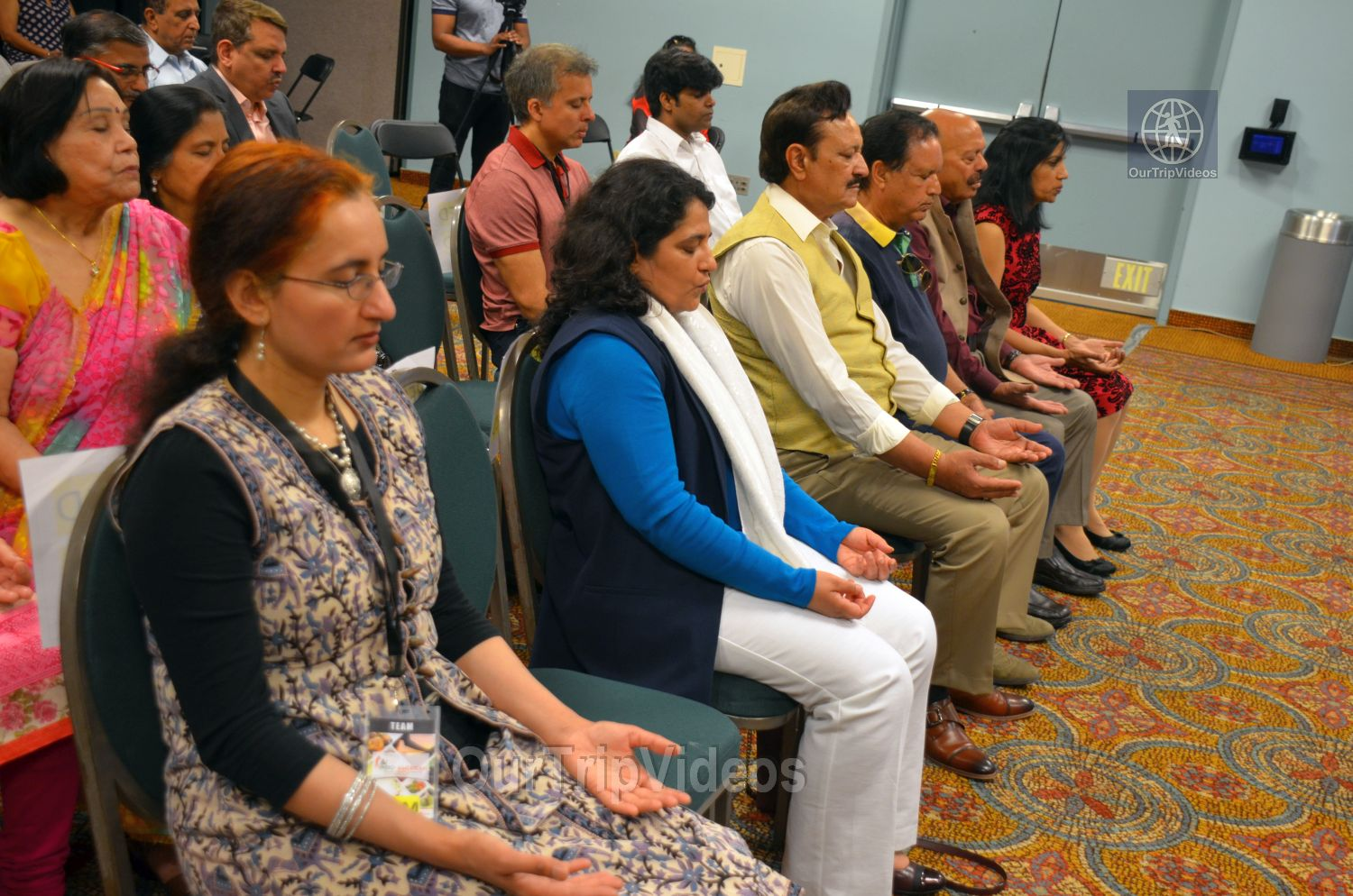Indo-American Wellness Conclave and Exhibition, Santa Clara, CA, USA - Picture 9 of 25
