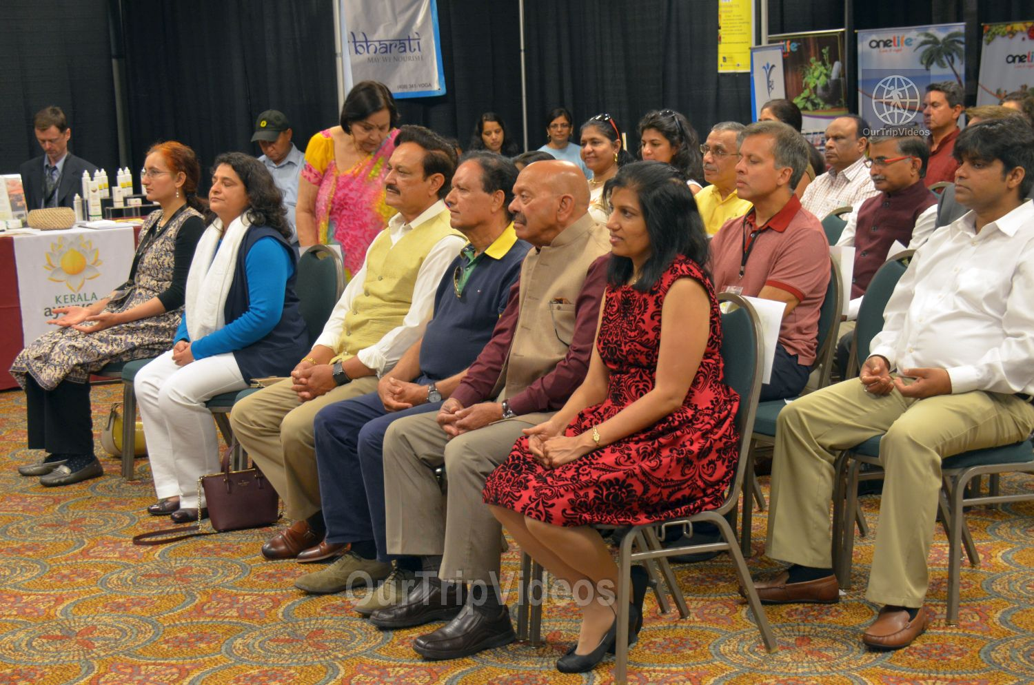 Indo-American Wellness Conclave and Exhibition, Santa Clara, CA, USA - Picture 10 of 25