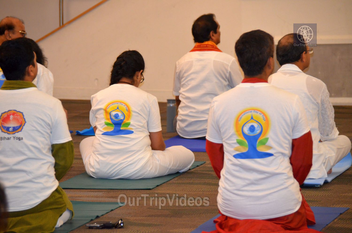 International Yoga Day at ICC, Milpitas, CA, USA - Picture 5 of 25