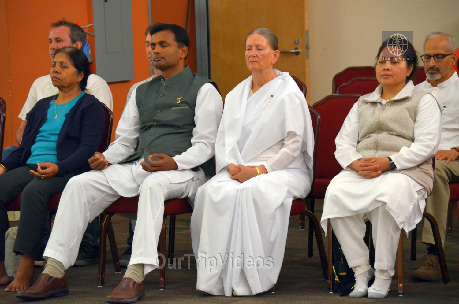 International Yoga Day at ICC, Milpitas, CA, USA - Picture 20 of 25