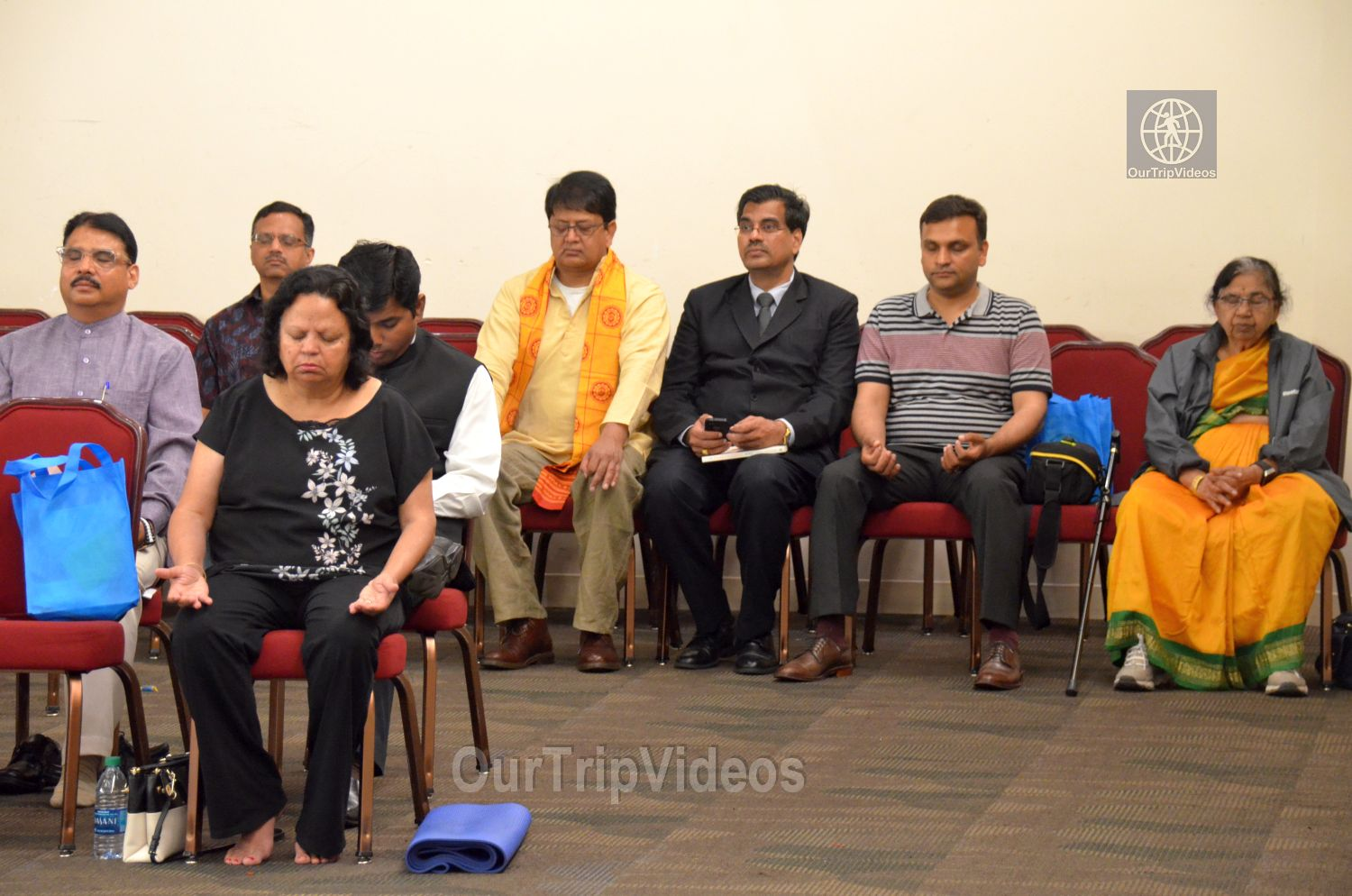 International Yoga Day at ICC, Milpitas, CA, USA - Picture 21 of 25