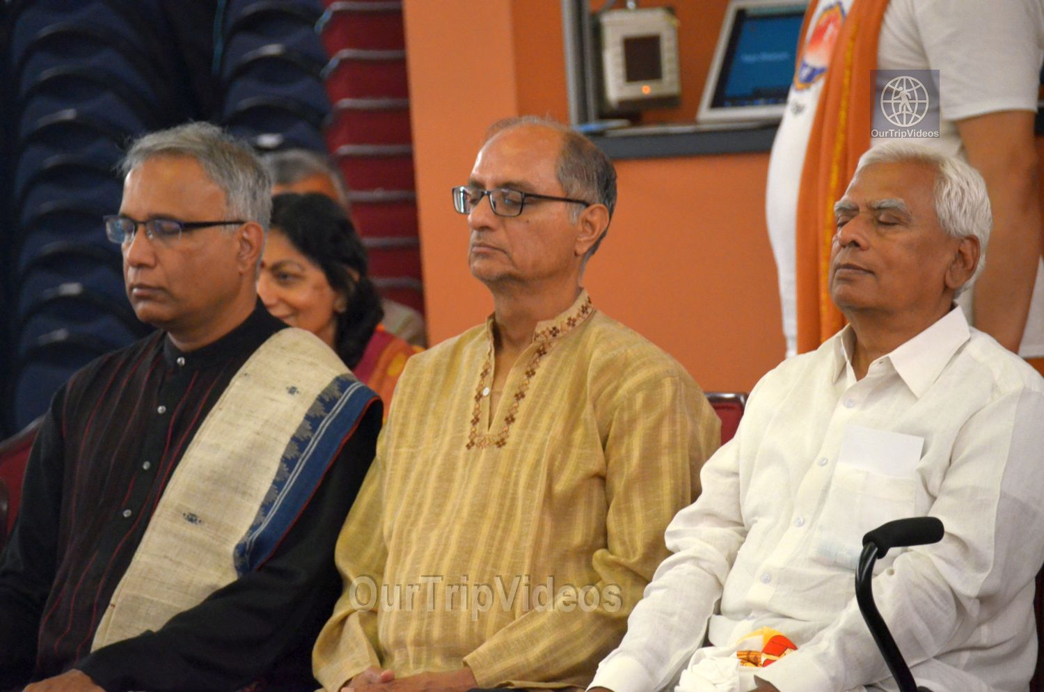 International Yoga Day at ICC, Milpitas, CA, USA - Picture 22 of 25