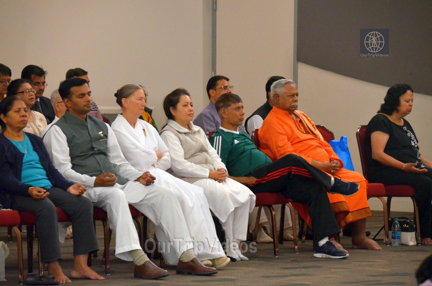 International Yoga Day at ICC, Milpitas, CA, USA - Picture 23 of 25