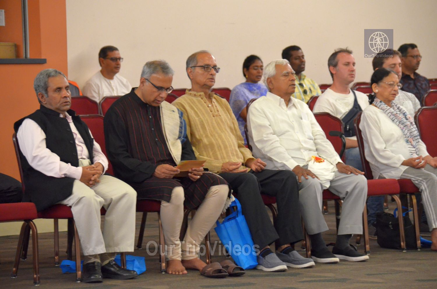 International Yoga Day at ICC, Milpitas, CA, USA - Picture 24 of 25