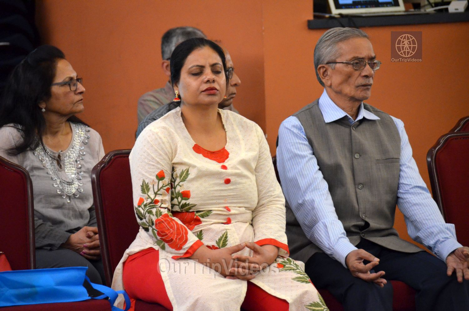 International Yoga Day at ICC, Milpitas, CA, USA - Picture 25 of 25