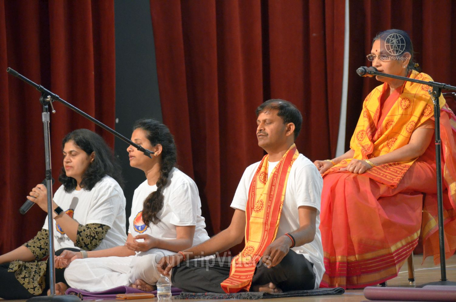 International Yoga Day at ICC, Milpitas, CA, USA - Picture 27 of 50