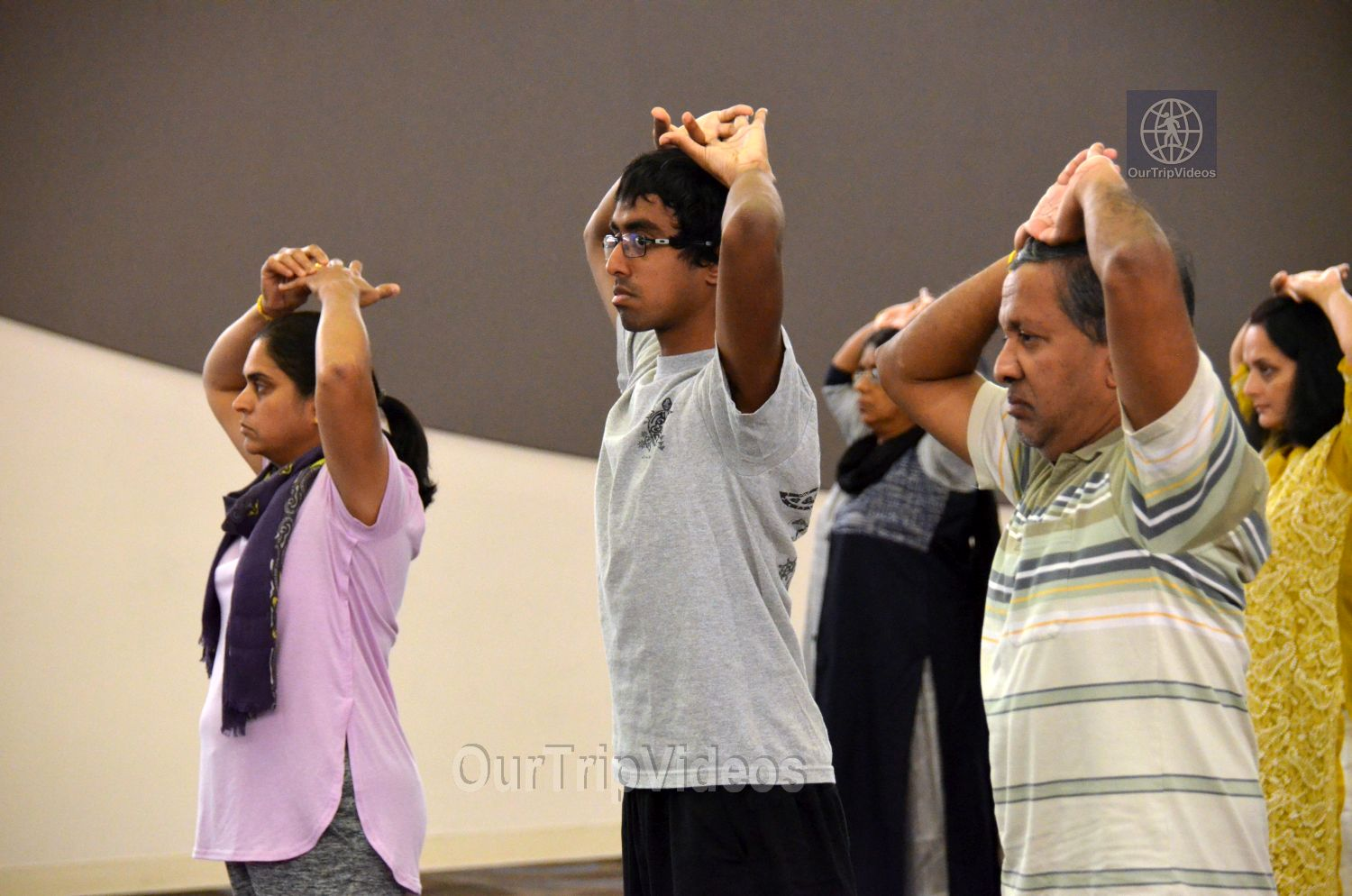 International Yoga Day at ICC, Milpitas, CA, USA - Picture 34 of 50