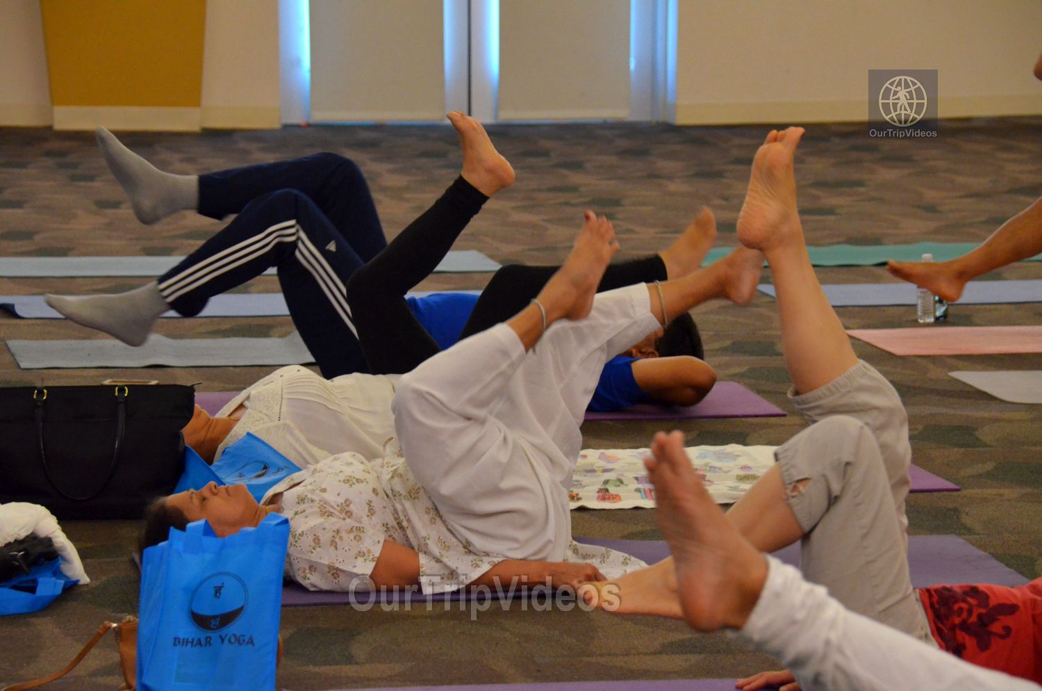 International Yoga Day at ICC, Milpitas, CA, USA - Picture 40 of 50