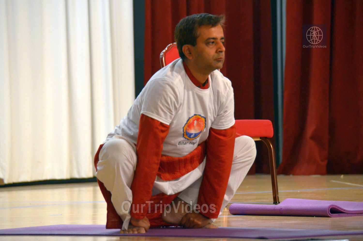 International Yoga Day at ICC, Milpitas, CA, USA - Picture 42 of 50