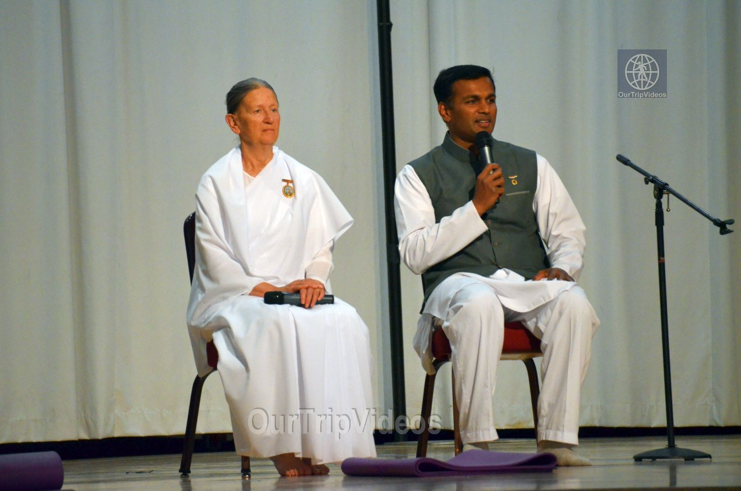 International Yoga Day at ICC, Milpitas, CA, USA - Picture 45 of 50
