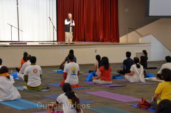 International Yoga Day at ICC, Milpitas, CA, USA - Picture 8