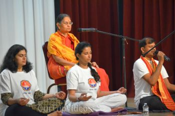 International Yoga Day at ICC, Milpitas, CA, USA - Picture 17
